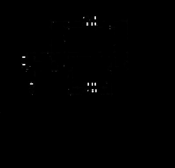 ALU - WAIST MOULD (33549)