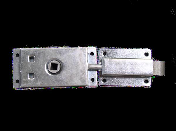 FULL DOOR END-CAP LOCK