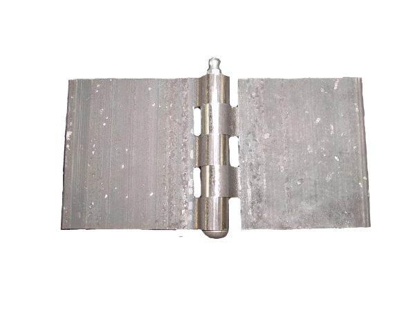 STRAIGHT HINGE 80x50 (WITH grease nipple)