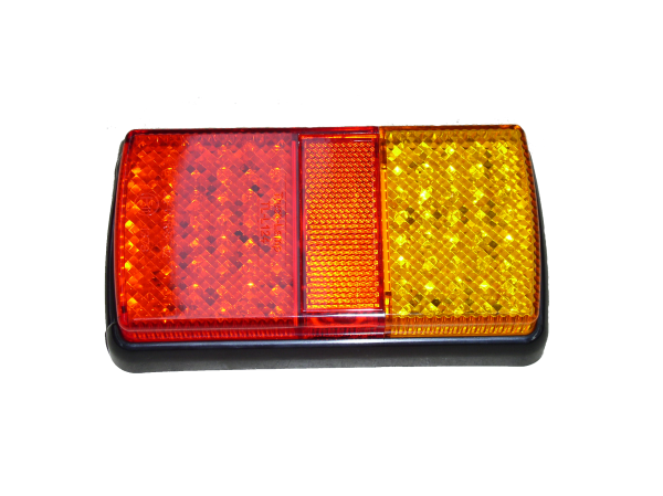 COMBO STOP LIGHT LED TL-L124 RYW (with n/pl light)