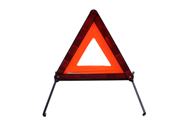 WARNING TRIANGLE COLLAPSIBLE  (WT006) (Small)