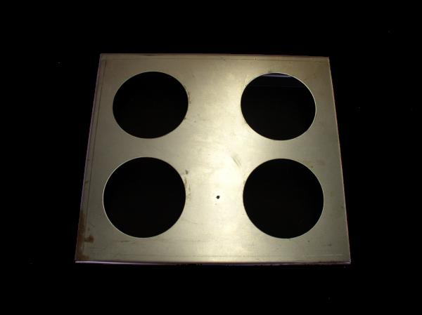 LIGHTBOX - 4 HOLE (AL24)