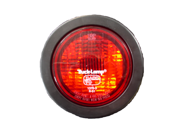 TRK LAMP TL2D RED DE LUXE